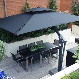 Very Large Garden Umbrella