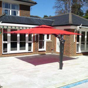 Red Poggesi Umbrella